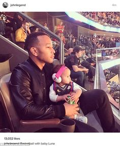 The 35-year-old singer was pictured sitting courtside at the 2017 NBA All-Star Game in New Orleans, Louisiana on Sunday night.