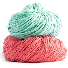 Mini tube yarn is a thinner tube yarn, which makes it great for lighter products. Use Mini for crochet, knitting or weaving. Mini is made from recycled cotton. Rug Yarn, Craft Corner, T Shirt Yarn, Rugs In Living Room, Tube, Weaving, Change, Throw Pillows, Knitting