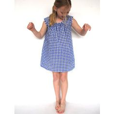Sweet gingham. I could make this.