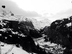 Christmas is Wengen, Switzerland Wengen Switzerland, Make Me Smile, Mount Everest, Creativity, Mountains, Nature, Christmas, Photography, Travel