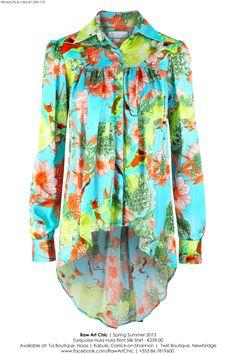 a72dda3d38 New Irish Designer Louise Rawlins launching February 2013. Love this  blouse. Irish Fashion