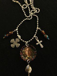 Jasper Cullen Twilight Saga Bottle Cap Necklace by PopcapPoppy, $10.00