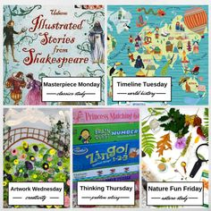 Creative Structure: providing schedule flexibility + freedom through daily themes and learning blocks.