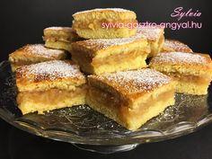 Sylvia Gasztro Angyal: Almás pite