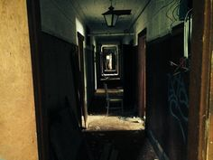 This once luxurious Catskills resort is now a haunting ruin