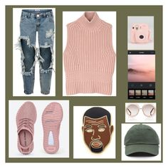 """Yeezus #ootd "" by jada-daire on Polyvore featuring Diesel Black Gold, One Teaspoon, Chloé and Georgia Perry"