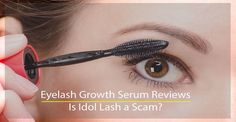 The Idol lash company launched into the depth, measurable, and clinically evaluated trials applying scientific methods. Measuring data with analysis tool named sigma Scan over a time of 24 days, it proved that the application of the Idol lash product promotes the appearance of thickening and grow longer uncontrolled eyelashes. The only variable to be started would be the nightly application of idol lash to the uncontrolled eyelash once for every night.