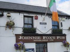 Marley Park to Johnnie Fox's Pub Dublin Ireland, Walks, Hiking, Foxes, Outdoor Decor, Trekking, Fox, Hill Walking