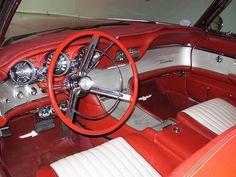 1961 t bird interior by mjabbasi via flickr - 1969 Ford Mustang Fastback Interior