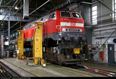 RailPictures.Net Photo: 218459 DB AG DB Class 218 at Kempton, Germany by Dave Smith