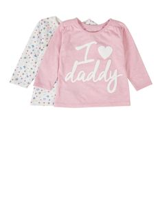 Print Cotton T-Shirts.For Daddy's little princess My Daddy, Graphic Sweatshirt, T Shirt, Printed Cotton, To My Daughter, Kids Fashion, Sweatshirts, Clothing, Sweaters