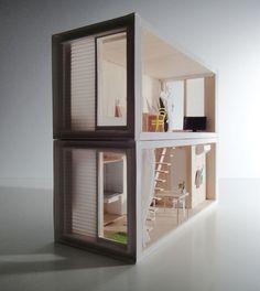 ⌂ The Container Home ⌂ yasutaka yoshimura architects container