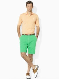 Shop Clothing for Men, Women, Children & Babies Ralph Lauren Shorts, Polo Ralph Lauren, Short Shirts, Hogwarts Houses, Green Shorts, Casual Wear, Baby Kids, Super Cute, Menswear