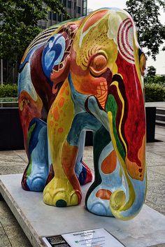 Elephant Parade - Nature's Pride