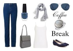 Coffee Break by chicgoddess88 on Polyvore featuring Beyond Skin