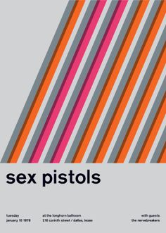 sex pistols at the longhorn ballroom, 1978 - swissted