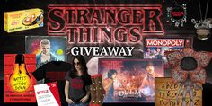 This #StrangerThings Giveaway is EVERYTHING!