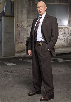 Law and Order: SVU - Mr. Captain Cragin I will meet you someday. Hopefully running into you at the local panera!