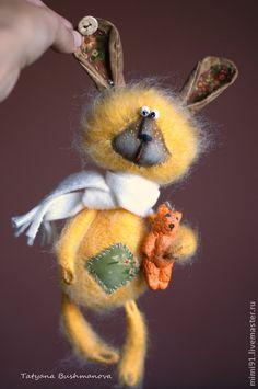 Куклы и игрушки ручной работы. Ярмарка Мастеров - ручная работа Одувашка. Handmade.