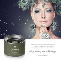 Poison Green: for classy, mysterious and charming women. Find it on www.feduacosmetics.com Poison Green: per donne di classe, misteriose e ricche di fascino. Lo trovi su www.feduacosmetics.com #feduacosmetics #bautyinspiration #christmasinspiration