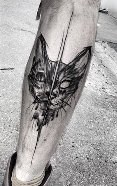 Inez Janiak cat tattoo Life Tattoos, Hand Tattoos, Tatoos, Tatuajes Tattoos, Sketch Style Tattoos, Tattoo Sketches, Nail Tattoo, Show Beauty, Poetry Art
