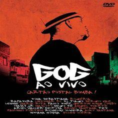 GOG Cartão Postal Bomba Ao Vivo (Áudio DVD) 2009 Download - BAIXE RAP NACIONAL