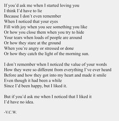poem poetry vcw