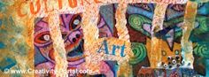 Explore Mediums of Creative Expression in Art & Crafts    Articles, How-to Projects, Websources
