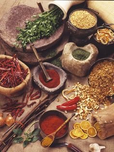 PhotoStock-Israel 在 500px 上的照片Still life with spices and herbs