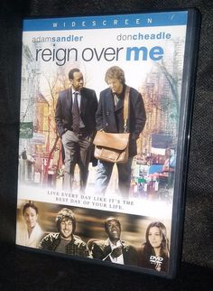 There may be minor Scratches or fingerprints on the disc/s. Nothing that will effect the Playback. Reign Over Me, Dvds For Sale, Adam Sandler, Good Day, Amp, News, Movies, Life, Ebay