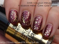 essence Metal Glam Gold Topper 1