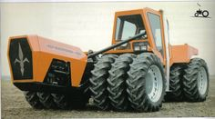 LELY hydrostatische tractoren