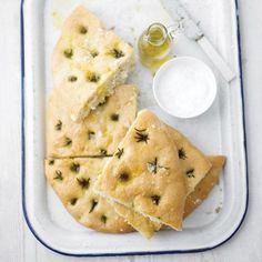 Lorraine Pascale's focaccia bread