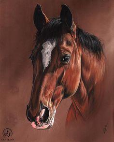 #pastel #pencil #art #drawing #horse #horseart #portrait #commission