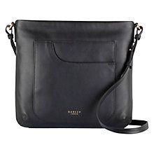 Buy Radley Pocket Large Leather Across Body Bag Online at johnlewis.com