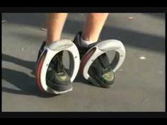 Monowheel, Monocycle, V8 Einradmotorrad, Kerry McLean, TV Beitrag Abenteuer Auto…