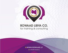 "Check out new work on my @Behance portfolio: ""rowaad libya for  training & consulting"" http://be.net/gallery/45199449/rowaad-libya-for-training-consulting"
