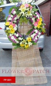 Php 8,000  Standing Arrangement of White Rose, Liluims, Gerberas and Mums  Free delivery in Pasig, Makati, Mandaluyong, Pasay, Marikina, San Juan, Manila, Pateros, Taguig, Quezon City, Parañaque, Cainta Rizal, Taytay Rizal, Kalookan, Malabon, Navotas, Valenzuela, Fairview, Novaliches, Las Piñas and Muntinlupa  vist our website http://yourflowerpatch.com/ or @ our facebook page/ flowerpatch2012, or Contact us @ (02)225-7580 / 09178917402/ 09253917402 / 09087231337 or viber us @ 09178917402…