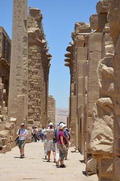 Tempio di Karnak,Vacanze di Natale in Egitto http://www.italiano.maydoumtravel.com/Offerte-viaggi-Egitto/4/1/22