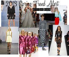 2013 Spring Trends