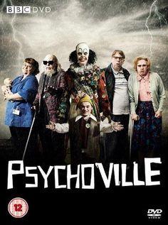 Psychoville (TV Series 2009–2011)