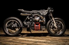Honda CX 500 Sport 'Japan Style' - Ed Turner Motorcycles