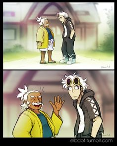 For me it was a little hard to imagine that Guzma would take Halas offer right from the start. So what if you'd have to give him a final push in the right direction? ( This is a follow-up to my last...