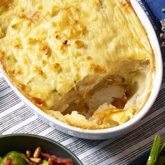 Our creamy potato bake recipe is a South African favourite. You'll find people tucking into this tasty and comforting potato dish at every good braai.