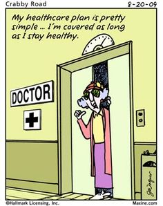 A little health insurance humor -