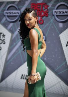 The 2016 BET Awards Red Carpet Was Full Of Slayage - Meagan Good