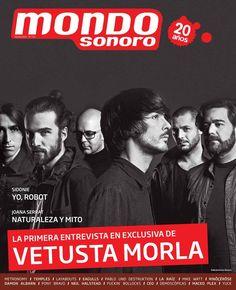 Mondosonoro  215. La primera entrevista en exclusiva de Vetusta Morla.