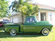 Chevrolet - used 1957 chevrolet truck - Mitula Cars Lowrider Trucks, Chevy Pickup Trucks, Classic Chevy Trucks, Gm Trucks, Diesel Trucks, Lifted Trucks, Classic Cars, Chevrolet 1957, Chevrolet Trucks