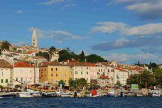Mali Losinj, island Losinj, Croatia. Just beautiful