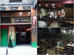 Café The Clipper (C/ Arzobispo Domenech, 5). Un café inmejorable a 1 € o café + mini bocata 1,75 €